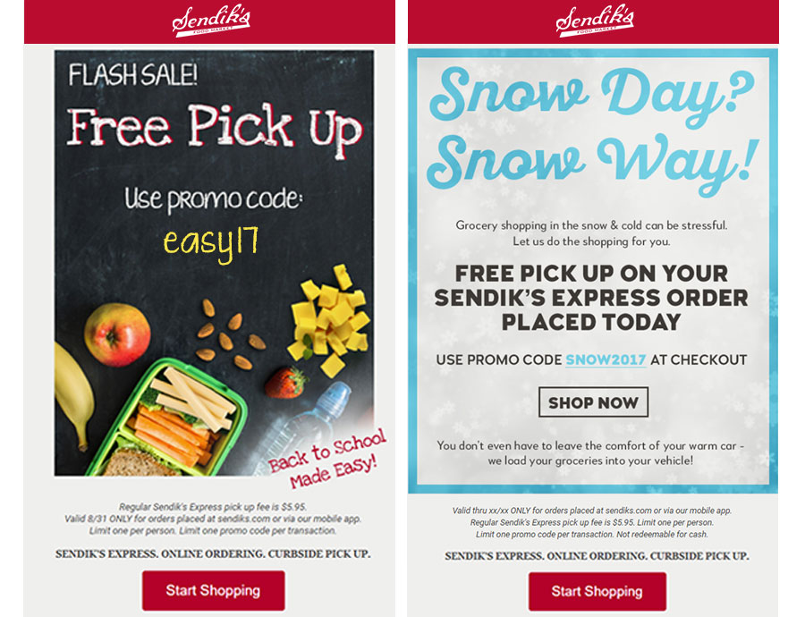 Express Email Targeted Campaigns 2